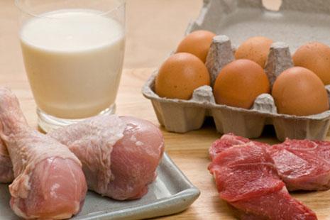 В IV квартале 2014 года в Грузии выросло производство молока, мяса и яиц