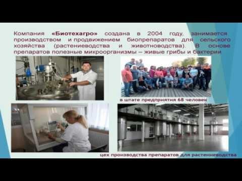Характеристика биопрепаратов и схемы применения по культурам. Главный агроном «Биотехагро»