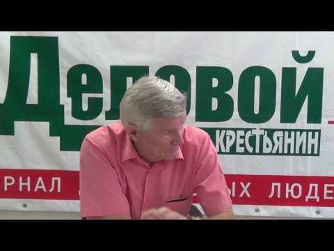 Александр Родин — о развитии донской АККОР и саморегулировании