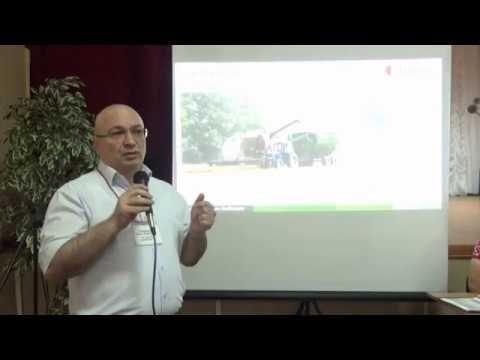 Трёхзвенная жатва — уборка урожая без остановки техники и грузовиков на поле