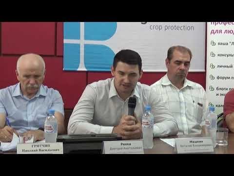 Репка Дмитрий Анатольевич, замминистра сельского хозяйства и продовольствия Ростовской области