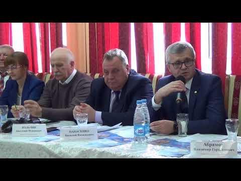 Приветственое слово главы администрации Зерноградского района