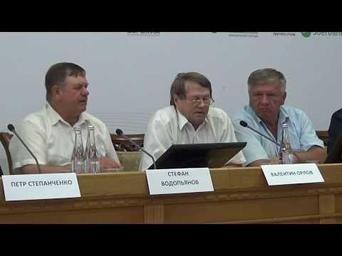 Валентин Орлов, агроном-консультант, Победа