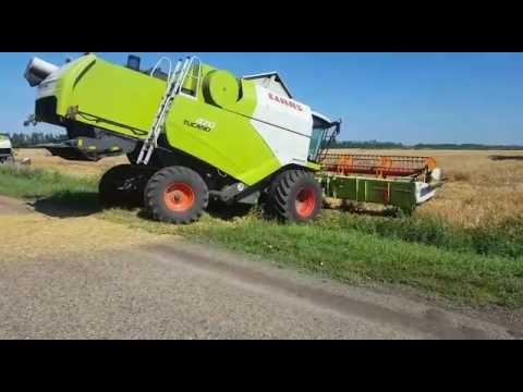 Участник тракторного марша жалуется на захват земли