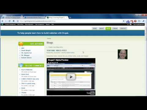 Easy Drupal Video Embeds With Embedded Media Field