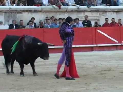 Feria de Pentecôte : Corrida - Javier Conde