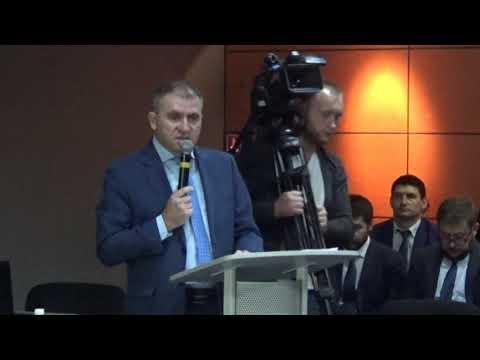 Диалог бизнеса с властью с участием министра сельского хозяйства Ростовской области