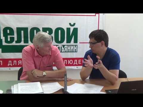Глава АККОР Александр Родин — о проблемах Ростовской области