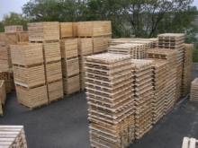 Склад деревянной тары