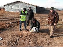 агрохимическое обследование земель