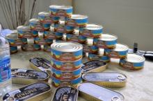 В ассортименте «Сделано на Дону» появились рыбные консервы