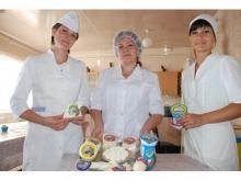 В Гулькевичском районе Краснодарского края филиал предприятия «Белый Медведь» завершает оборудование еще одного цеха плавленых сыров.