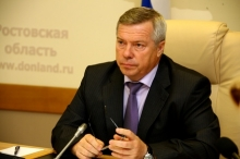 Встреча губернатора Ростовской области с фермерами. Клуб агрознатоков [ВИДЕО]