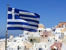 Греческие фермеры протестуют против санкций