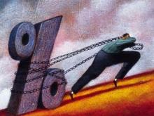 Объем кредитования в АПК упали