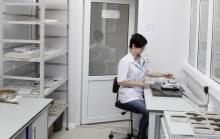 Лабораторные исследования почв