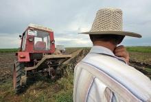 В Башкирии бомж угнал у фермеров трактор