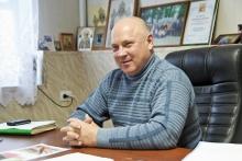 Фермерское хозяйство Николая Юзефова относится к крупным, в нём 3 900 га земли