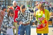 Домик «СПЕЛО-ЗРЕЛО» посетили тысячи гостей на фестивале «Пасхальный дар 2015»