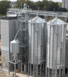 зерносушилки, шахтные зерносушилки, мобильные зерносушилки