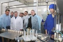 На Дону запущен новый цех по производству плавленых сыров
